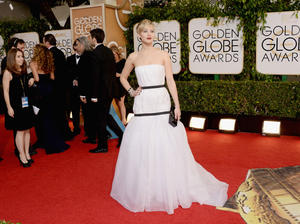 2014 Golden Globes Red Carpet