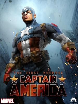 Captain America Characters and Photos