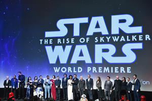 'Star Wars: The Rise Of Skywalker' Premiere