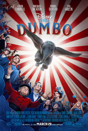 'Dumbo' Character Gallery: Meet the Cast