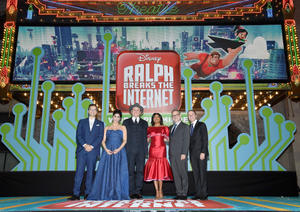 'Ralph Breaks The Internet' Premiere