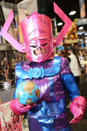 Comic-Con 2013: Costumes - What the **** Are You?