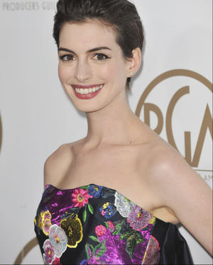 Style Icon: Anne Hathaway