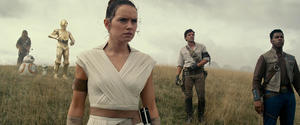 Know Your Faces: A Guide to the New Characters of 'Star Wars: The Rise of Skywalker'