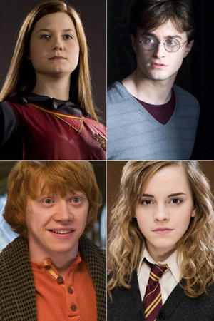 Harry Potter Character Guide