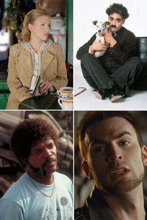 Our Favorite Non-Marvel Movies Starring Avengers Stars