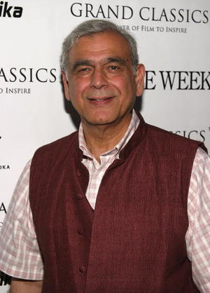 Ismail Merchant as Director