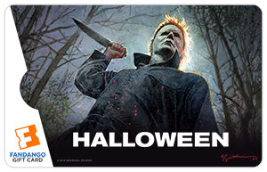 Halloween Mike Meyers Gift Card