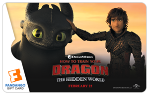 Hiccup Toothless HTTYD 3