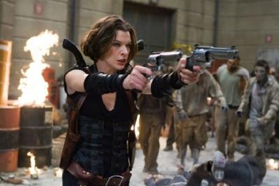 Resident Evil Afterlife An Imax 3d Experience Fandango