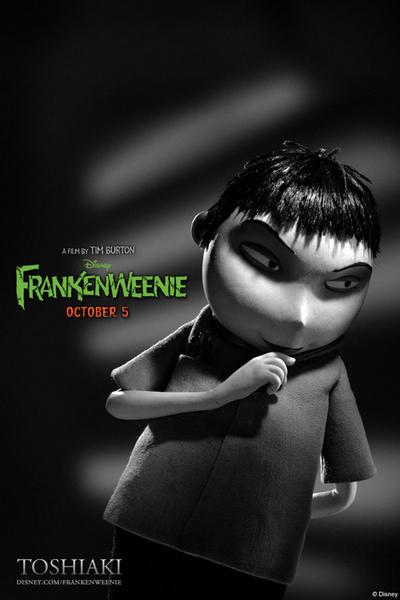 Frankenweenie Fandango