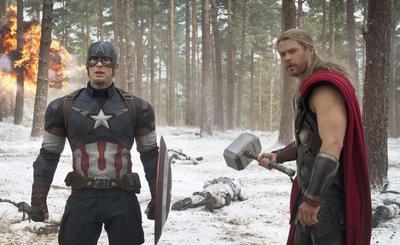 Avengers Age Of Ultron 2015 Fandango
