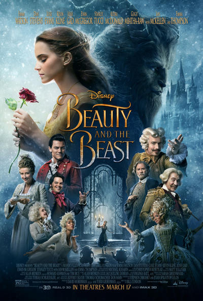 Beauty And The Beast 2017 Fandango