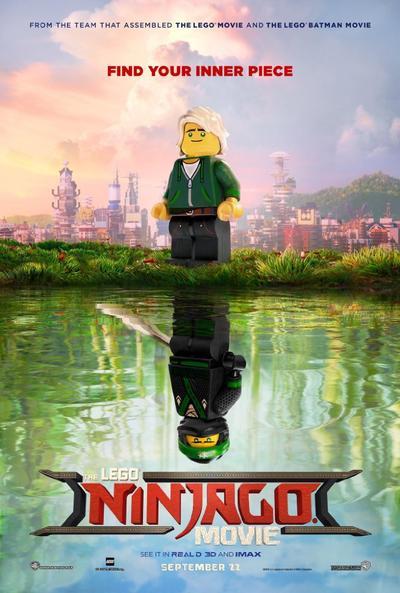 The Lego Ninjago Movie Fandango