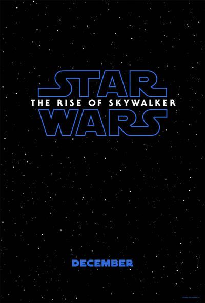 Star Wars The Rise Of Skywalker 2019 Fandango