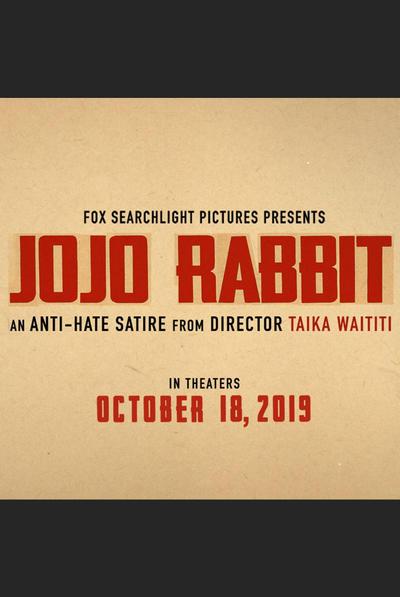 Jojo Rabbit Poster >> Jojo Rabbit Fandango