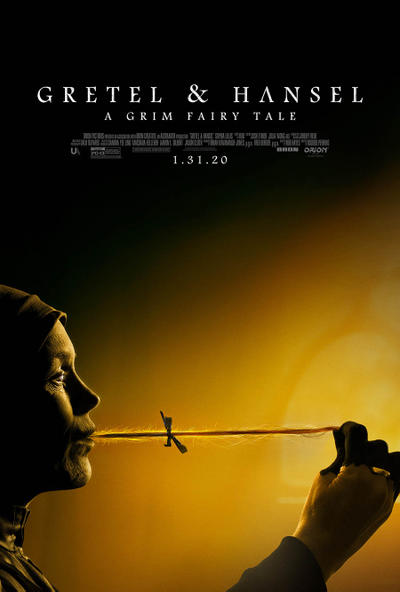Image result for gretel and hansel poster""