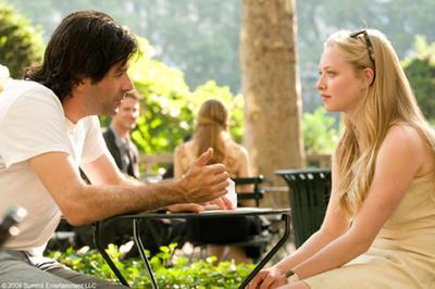 Chris Egan dating Amanda Seyfried Dating block plan