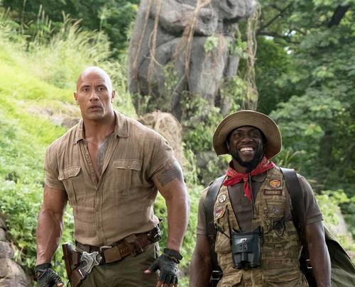 7. Jumanji: Welcome to the Jungle $4.5M