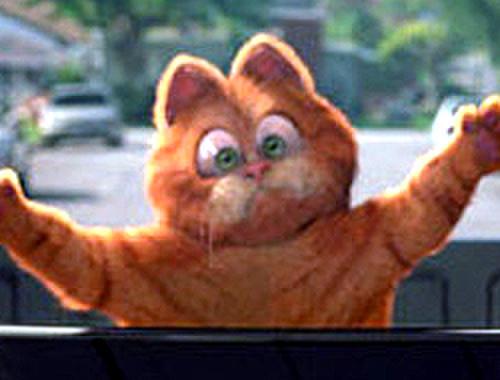 Garfield A Tail Of Two Kitties Fandango