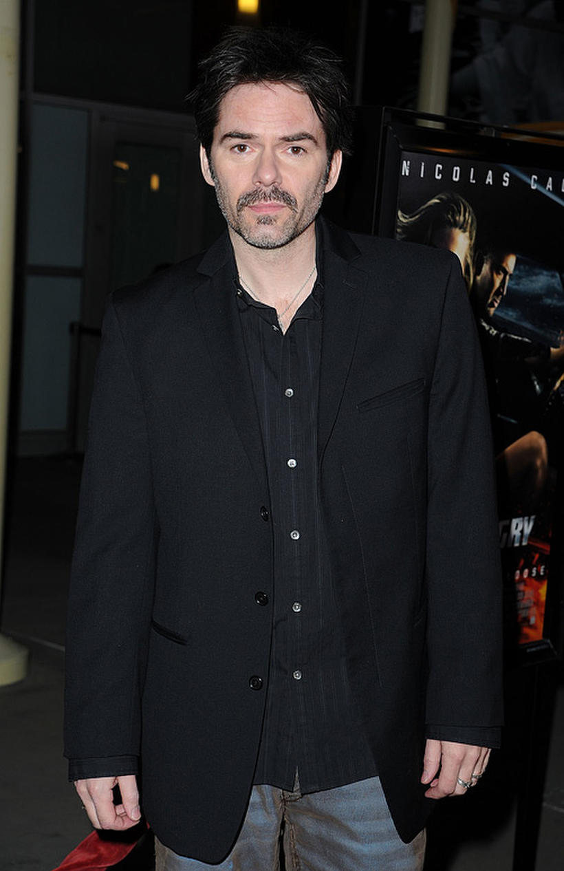 """Billy Burke at the California premiere of """"Drive Angry."""""""