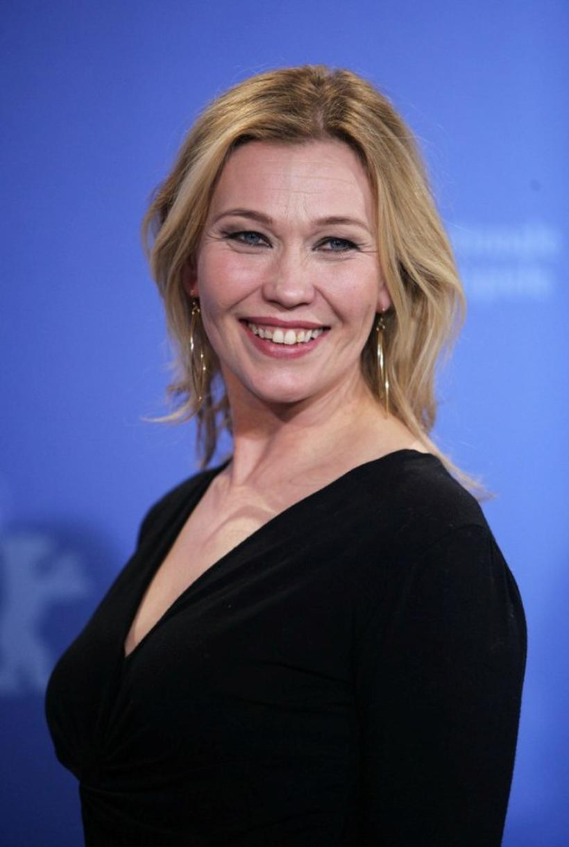 Outi Maenpaa at the 58th International Berlinale Film Festival.