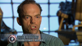 Hugo Weaving Captain America