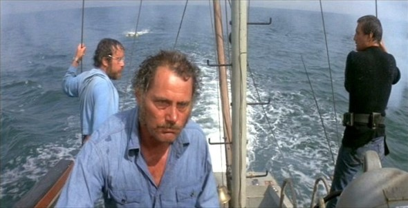 Jaws Quint Hooper and Brody