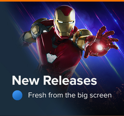 New Releases Streams and Downloads | FandangoNOW