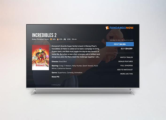 How It Works: VIZIO Smart TVs | FandangoNOW