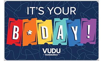 Vudu Vudu Gift Cards