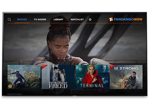 How It Works: Sony Smart TVs | FandangoNOW