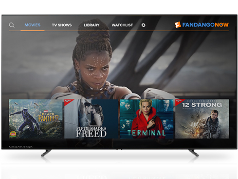 How It Works: FandangoNOW on Samsung Smart TVs | FandangoNOW