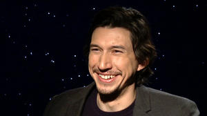 Star Wars: The Force Awakens: Exclusive Adam Driver Interview
