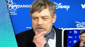 Does Mark Hamill Want a Young Skywalker Movie?: Exclusive D23 Expo 2017 Interview