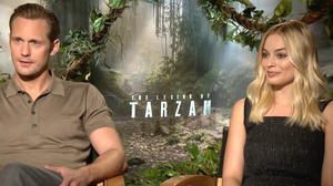 The Legend of Tarzan: Exclusive Cast Interview