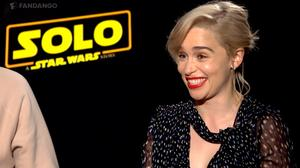 Solo: A Star Wars Story: Exclusive Interview