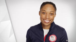 I Love Movies: Allyson Felix - Coming To America