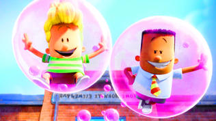 Captain Underpants: The First Epic Movie: Movie Clip - Pranksters