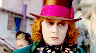 Alice Through the Looking Glass: Movie Clip - Meet Young Hatter