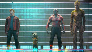 Guardians of the Galaxy: Trailer 1