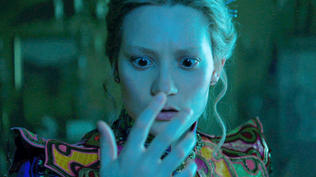 Alice Through the Looking Glass: Movie Clip - Through the Mirror