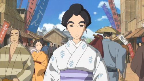 Miss Hokusai: US Release Trailer