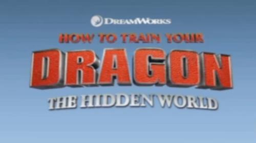 How to Train Your Dragon: The Hidden World: Tickets on Sale