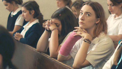 Lady Bird: Trailer 1