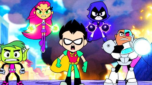 Teen Titans GO to the Movies: Trailer 1