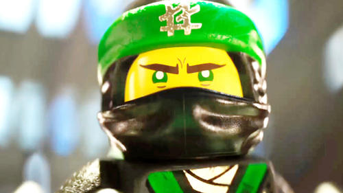 The LEGO Ninjago Movie: Comic-Con Trailer