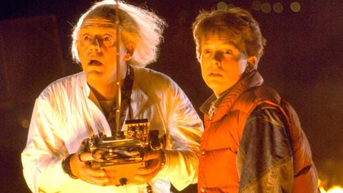 Back to the Future: Trailer 1