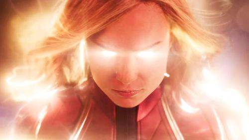 Captain Marvel: Trailer 1