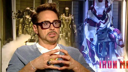 Weekend Ticket: Episode 8 - Robert Downey Jr.